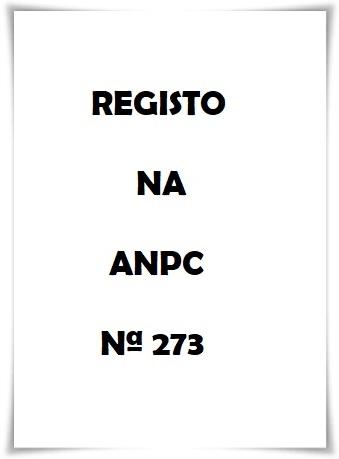 Registo na ANPC Nº 273